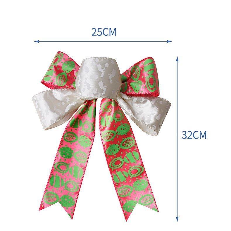 思蜜丝ribbon织带手工diy蝴蝶结复活节装饰定制批发