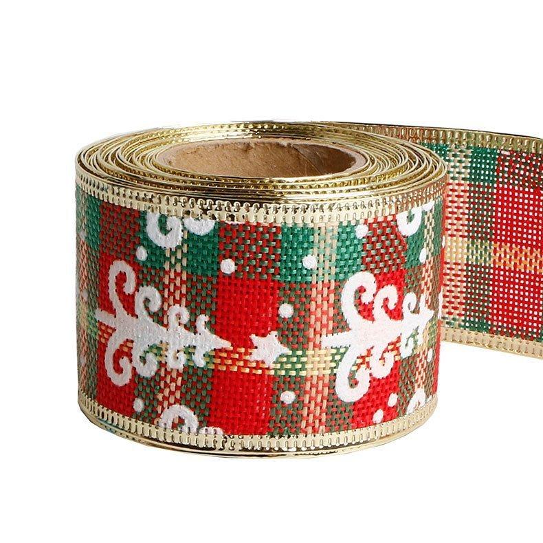仿麻布织带 圣诞万圣麻带绳装饰彩色麻织带麻织带加工定制